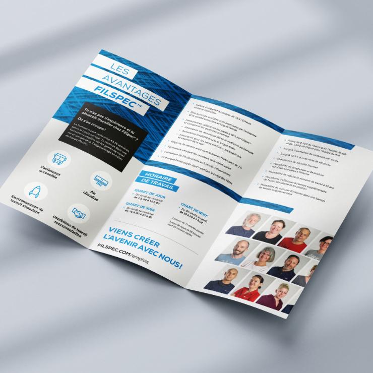 Photo - brochure Marque employeur (inside)