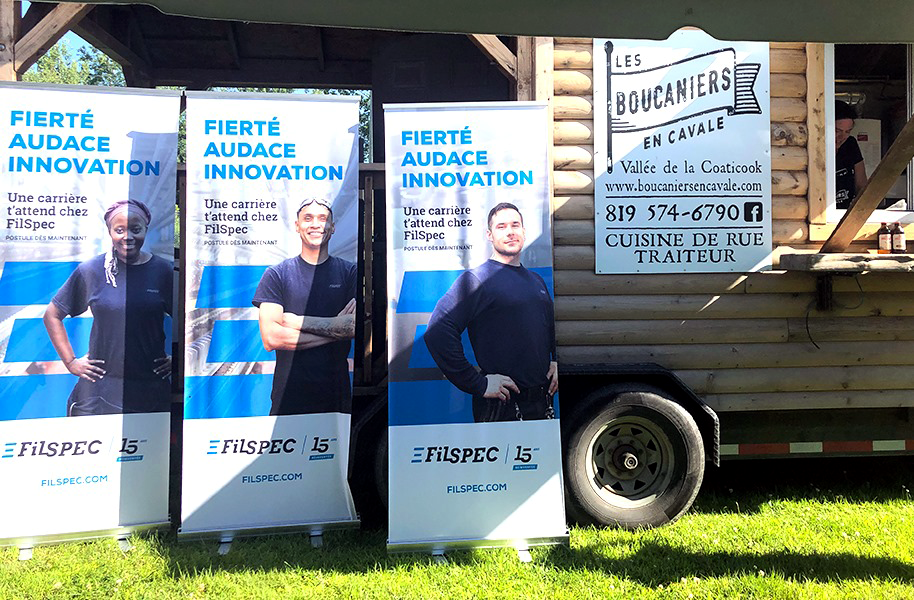FilSpec - 15e -Roll up - marque employeur