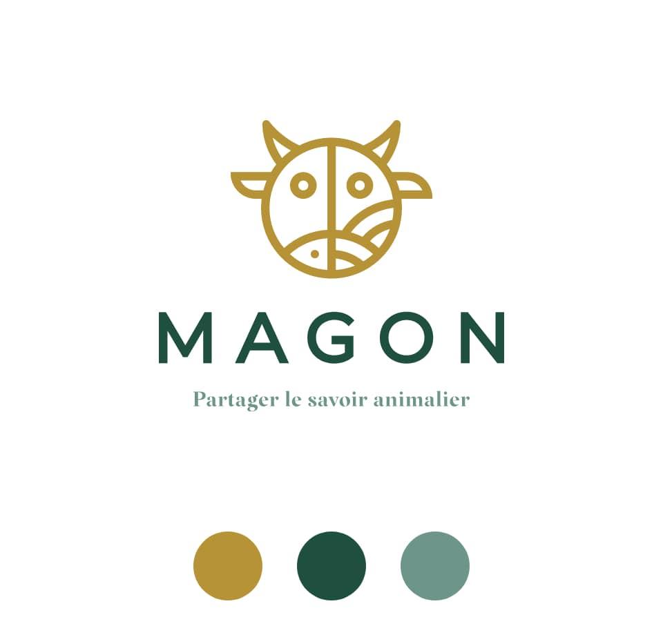 Magon - Identité visuelle