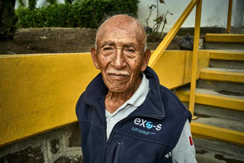 Employee - portrait photo - Exo-s