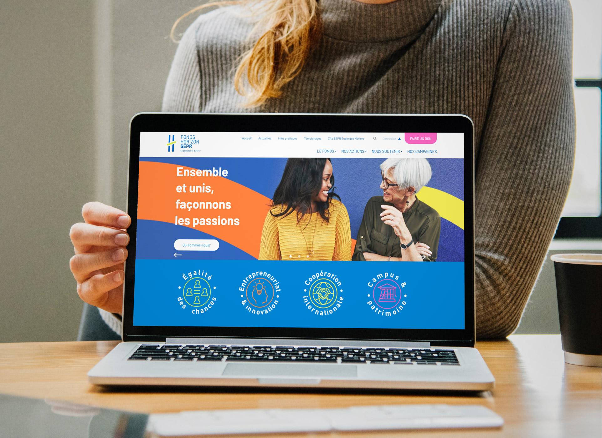 Cible - SEPR Website - home